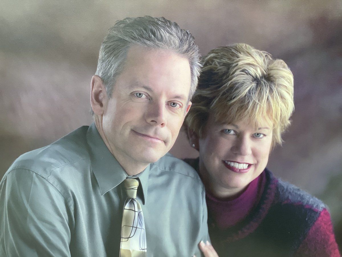 Jim and Dana